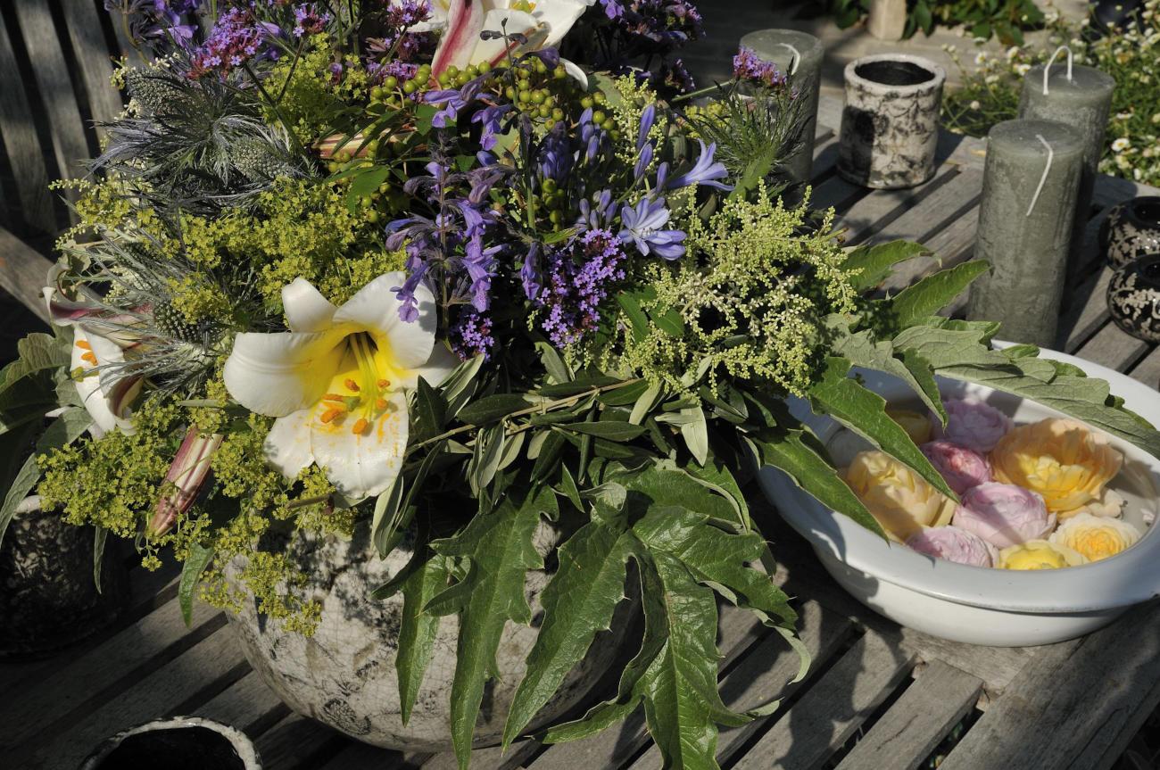 Blumenbinderei Impressionen 02