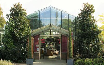 Standort Pflanzenhandel HUBEN in Ladenburg